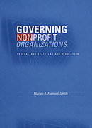 Cover of Governing Nonprofit Organizations