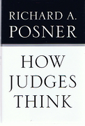 Cover of How Judges Think