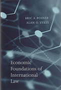 Cover of Economic Foundations of International Law