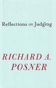 Cover of Reflections on Judging