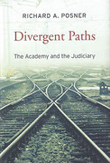 Cover of Divergent Paths: The Academy and the Judiciary