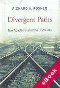 Cover of Divergent Paths: The Academy and the Judiciary (eBook)