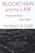 Cover of Blockchain and the Law: The Rule of Code