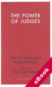 Cover of The Power of Judges (eBook)