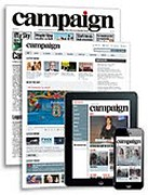 Cover of Campaign: Print + Premium Online Access