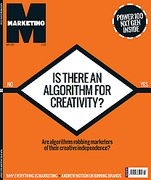 Cover of Marketing - Magazine: Print Only Subscription