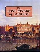 Cover of The Lost Rivers of London