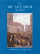 Cover of The Temple Church in London
