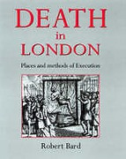 Cover of Death in London: Places and Methods of Execution