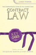 Cover of Key Cases: Contract Law