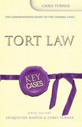 Cover of Key Cases: Tort Law