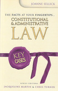 Cover of Key Cases: Constitutional and Administrative Law