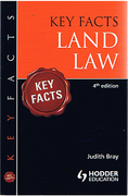 Cover of Key Facts: Land Law