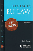 Cover of Key Facts: EU Law