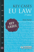 Cover of Key Cases: EU Law