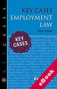 Cover of Key Cases: Employment Law  (eBook)