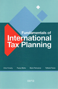 Cover of Fundamentals of International Tax Planning