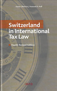 Cover of Switzerland in International Tax Law