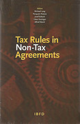 Cover of Tax Rules in Non-Tax Agreements