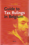 Cover of Guide to Tax Rulings in Belgium