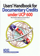 Cover of User's Handbook for Documentary Credit Under UCP 600