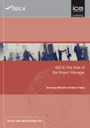 Cover of NEC4: The Role of the Project Manager