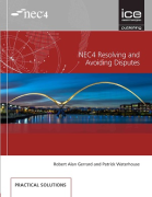 Cover of NEC4 Resolving and Avoiding Disputes