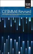 Cover of CESMM4 Revised: Civil Engineering Standard Method of Measurement