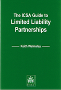 Cover of The ICSA Guide to Limited Liability Partnership