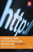 Cover of A Practical Guide to E-Commerce and Internet Law