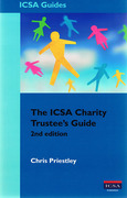 Cover of The ICSA Charity Trustee's Guide