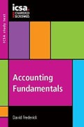 Cover of COFA: Accounting Fundamentals