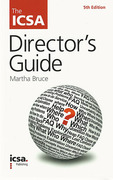 Cover of The ICSA Director's Guide