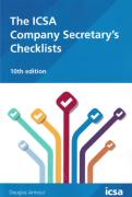 Cover of The ICSA Company Secretary's Checklists