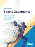 Cover of ICSA Study Text: Certificate in Sports Governance