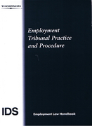 Cover of IDS: Employment Tribunal Practice and Procedure