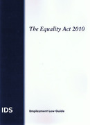 Cover of IDS: The Equality Act 2010