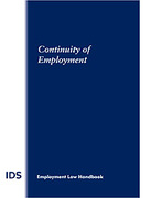 Cover of IDS: Continuity of Employment