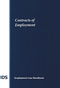 Cover of IDS: Contracts of Employment (eBook)