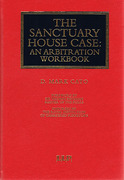Cover of The Sanctuary House Case: An Arbitration Workbook