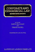 Cover of Corporate and Commercial Law