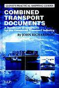 Cover of Combined Transport Documents