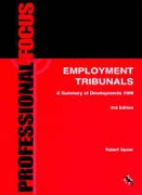 Cover of Professional Focus: Employment Tribunals