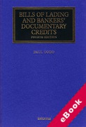 Cover of Bills of Lading and Bankers' Documentary Credits (eBook)