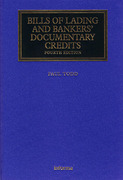 Cover of Bills of Lading and Bankers' Documentary Credits