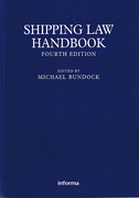 Cover of Shipping Law Handbook
