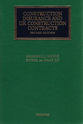 Cover of Construction Insurance and UK Construction Contracts