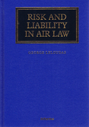Cover of Risk and Liability in Air Law