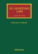 Cover of EU Shipping Law