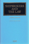 Cover of Shipbrokers and the Law (eBook)